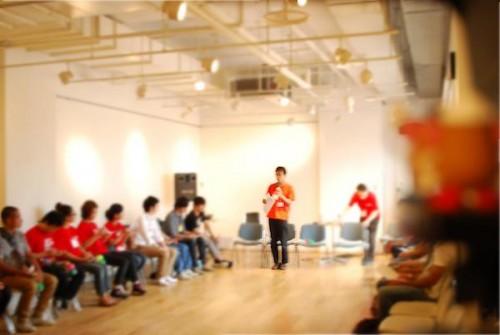 WordVolcano 2012 鹿児島 7.14sat:アンカファレンス:ゆるゆるカフェ